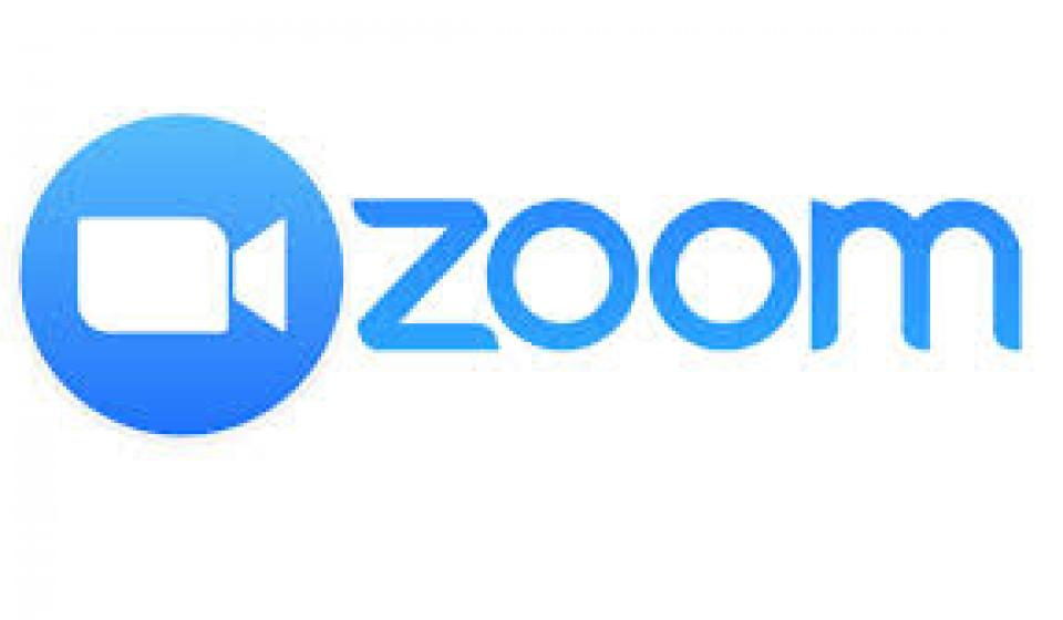 Zoom logo.  Click here for help with Zoom